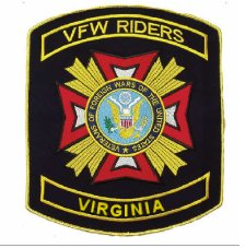 VFW Riders patch